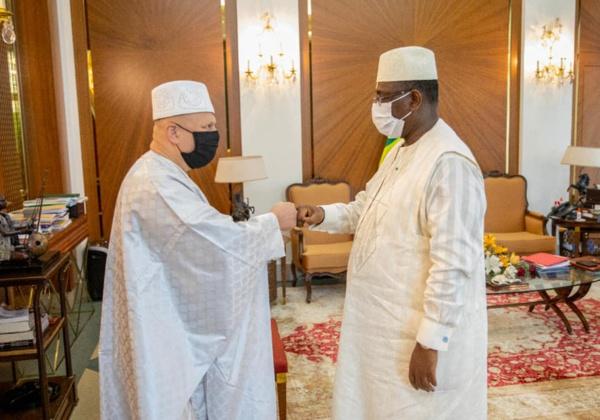 Sénégal, le procureur de la CPI, Karim Khan reçu par Macky