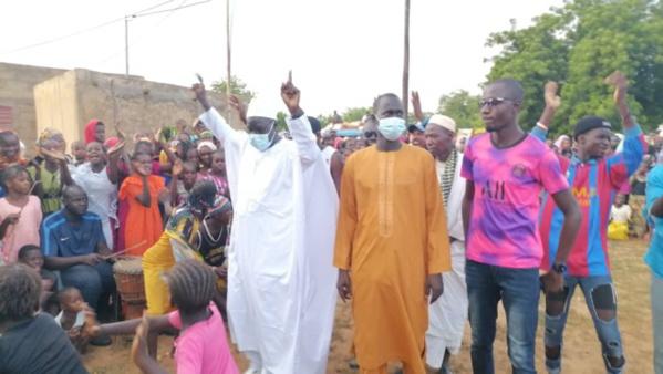 Elections locales 2022 : Le Dandemaayo et le Djiéri votent Dr Bocar M Daff