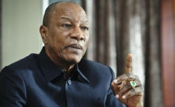 Guinée : Alpha Condé « préfère être tué » que de signer sa démission