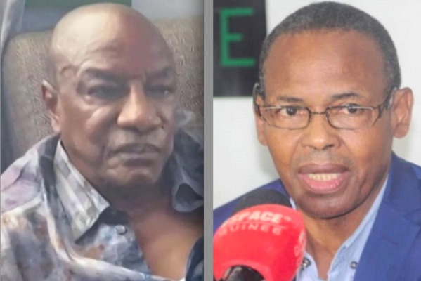 """Tierno Monénembo réplique: """"Alpha n'a pas à démissionner, il est destitué sur ordre de l'armée et par la volonté du peuple"""""""