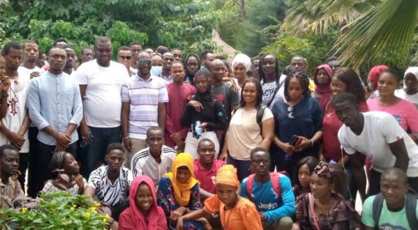Kolda : 157 jeunes du cap 21 à l'école de l'acte III de la décentralisation