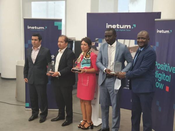 Meilleur manager de projet digital de l'Afrique de l'Ouest : Birane Ngom de l'IPRES et Codé Diop de la CSS  remportent la palme