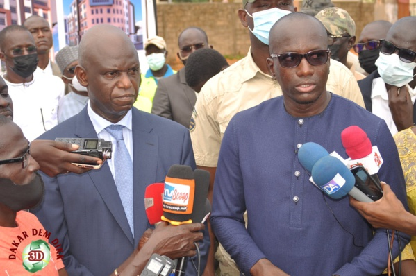 Dakar Dem Dikk : le Ministre, Mansour Faye annonce l'arrivée des nouveaux Bus