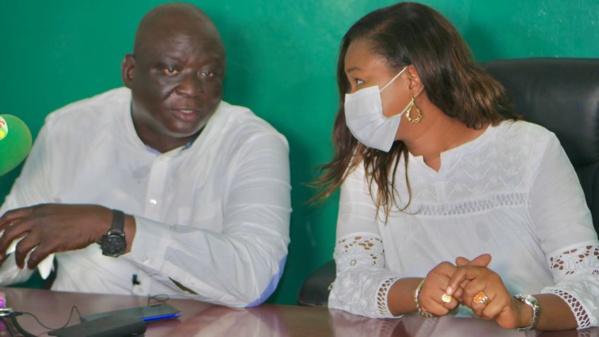 Ziguinchor : L'association des coiffeuses et coiffeurs rendent hommage au Président Seydou Sané