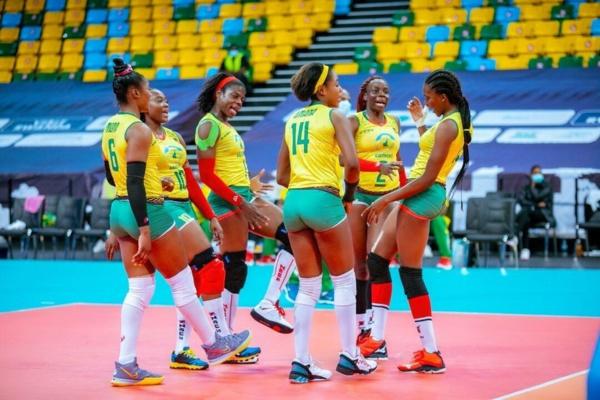 Volley: le Cameroun gagne le Championnat d'Afrique féminin 2021