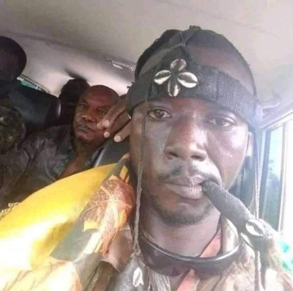 Guinée: Michel Lamah, Chef de l'opération du Coup d'État, arrêté pour...