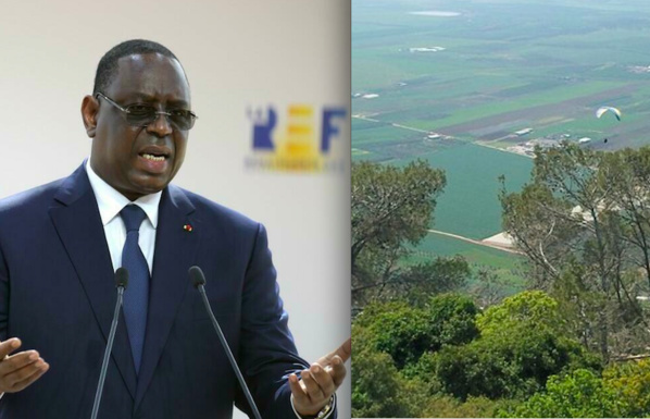 Aéroport international de Tobor : Les instructions du Président Macky Sall...