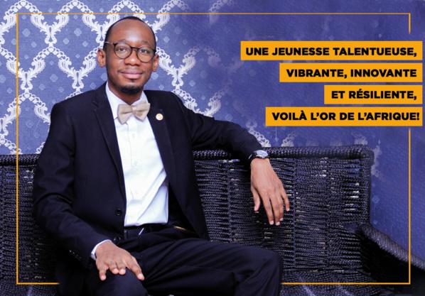 """Jésus EKIE, consultant international : """"Mon rêve est de voir toute la jeunesse africaine mobilisée et engagée positivement à tous les niveaux"""""""