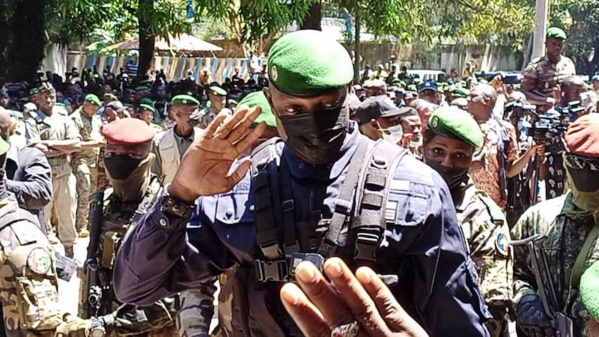 Guinée : Le Colonel Balla Samoura promu Haut commandant de la Gendarmerie nationale
