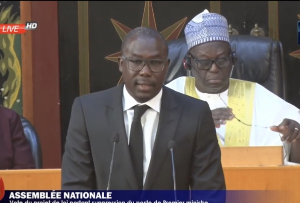 Assemblée nationale : Le député Abdou Aziz Diop démissionne du…