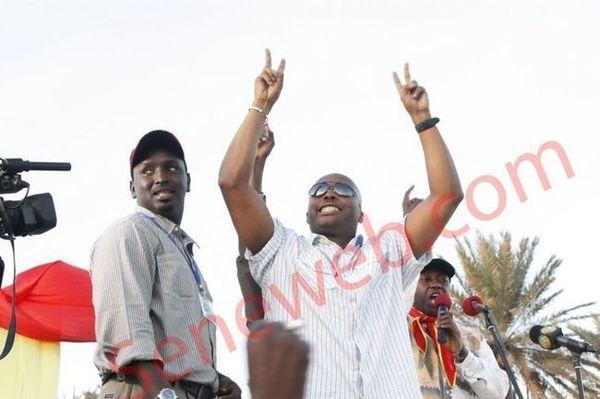 """Barthélémy Dias défie Tanor Dieng : « J'ai décidé"""" de voter Non contre Macky Sall... »"""