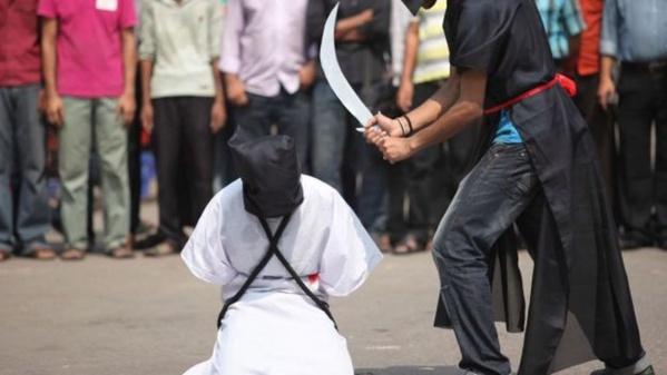 Un Nigérian reconnu coupable de meurtre décapité à Ryad