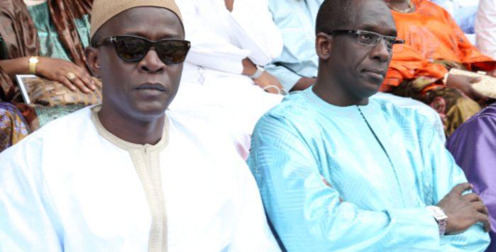 Réunion de l'APR au Palais: Macky Sall réconcilie  Abdoulaye Diouf Sarr et Yakham Mbaye