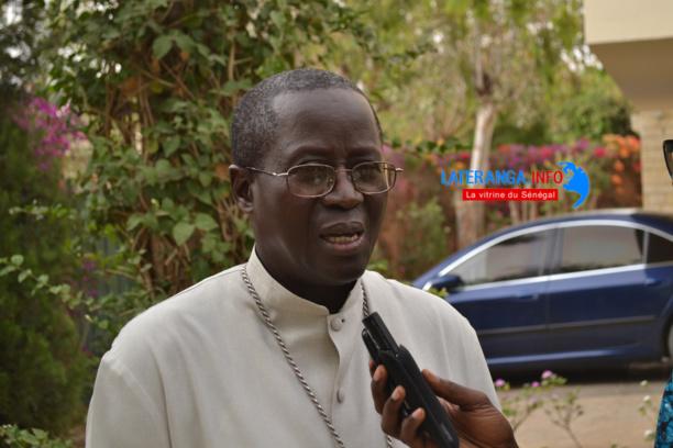 Blocage sur la construction d'une église à Keur Masar, Mgr Benjamin Ndiaye dénonce: « Le droit des chrétiens doit être respecté »