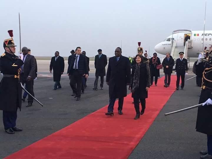 Le Président Macky Sall en France : l'accueil de la Honte