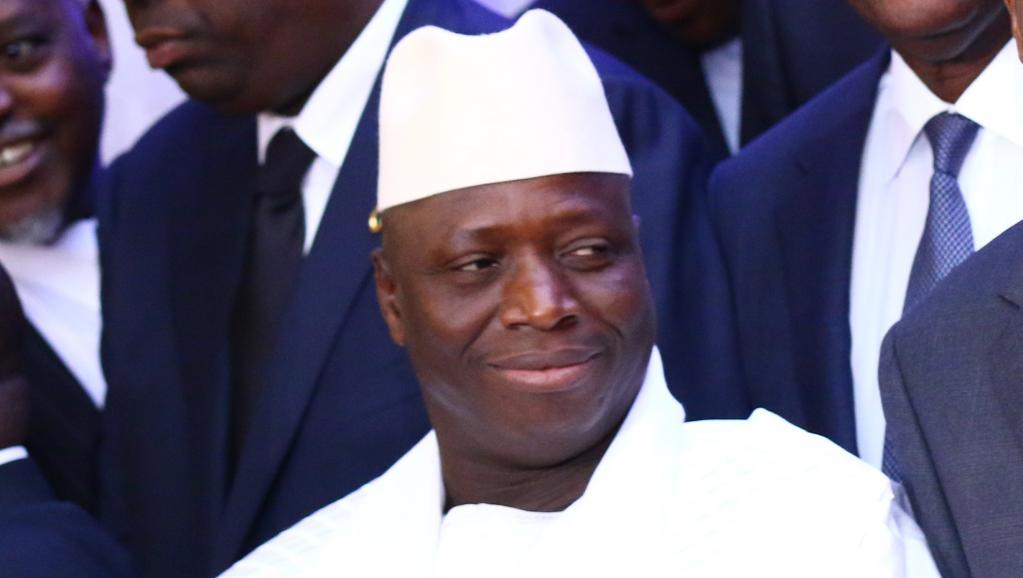 Gambie : le recours de Jammeh, examiné en mai