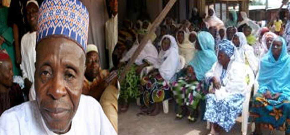 Nigeria: l'homme aux 86 femmes et 170 enfants est mort