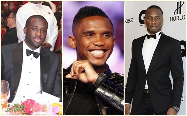 FORTUNE : Voici les 10 Footballeurs Africains les plus riches