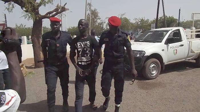Révélation: Boy Djiné a remis 3 millions au Commissaire Central de Dakar pour faciliter son évasion