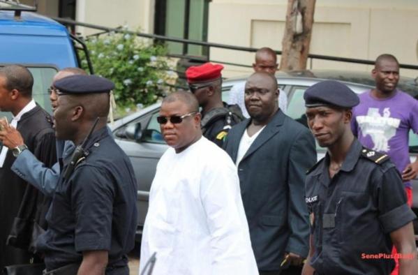 Prison de Rebeuss: Baldé interdit de voir le maire de Dakar