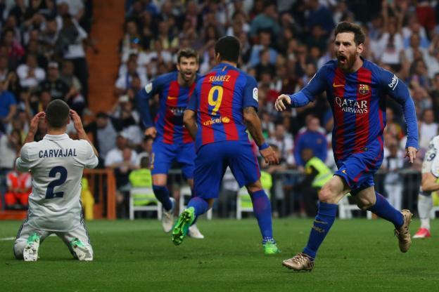 Le Barça relance la Liga en gagnant un Clasico magnifique