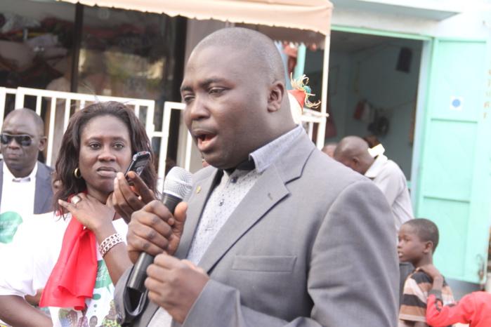 Bamba Fall avec sa voix cassée:« j'ai été kidnappé, mais le combat continue »