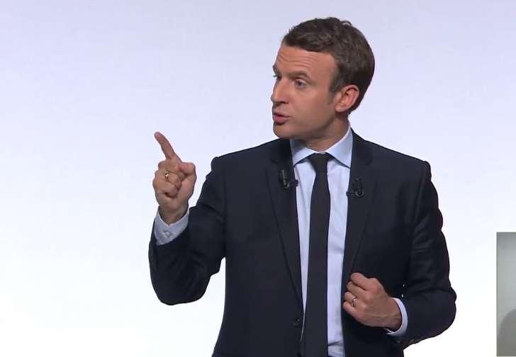 Présidentielle Française:  Emmanuel Macron s'en prend à Jean Luc Mélenchon
