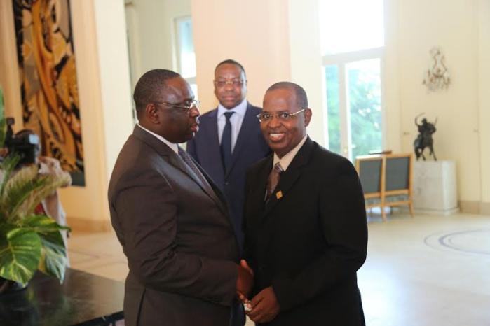 Au Palais: Sidy Lamine plaide la libération de Khalifa SALL et d'Imam NDAO