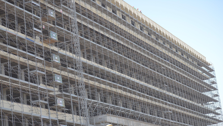 Réfection du Building administratif : la facture passe de 30 à 39 milliards !