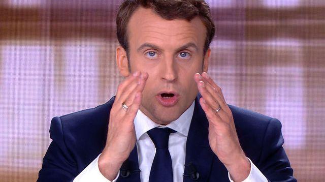 Emmanuel Macron: « le sort du franc CFA dépend des africains... »