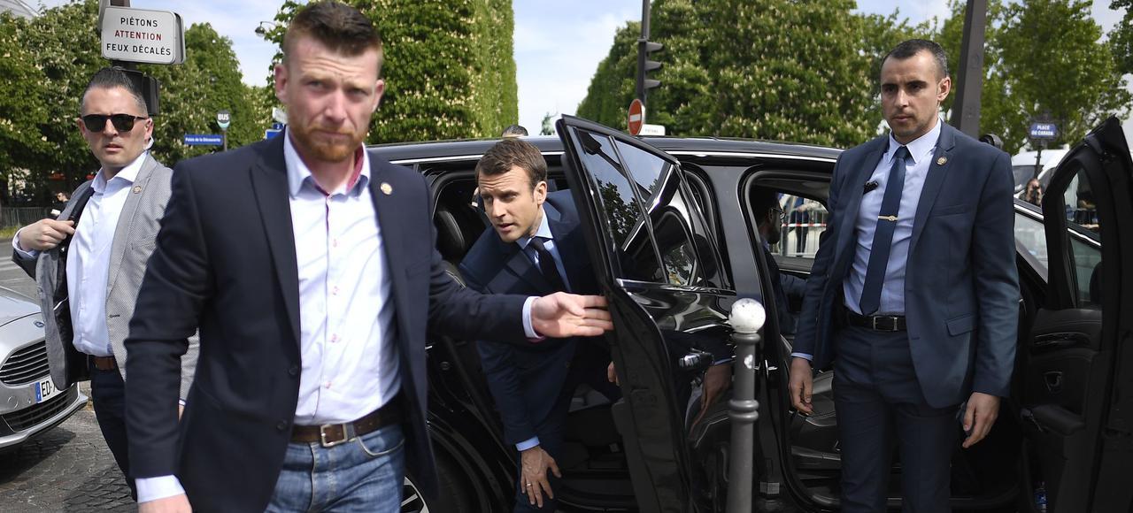 Comment la sécurité du président Macron se prépare en coulisses