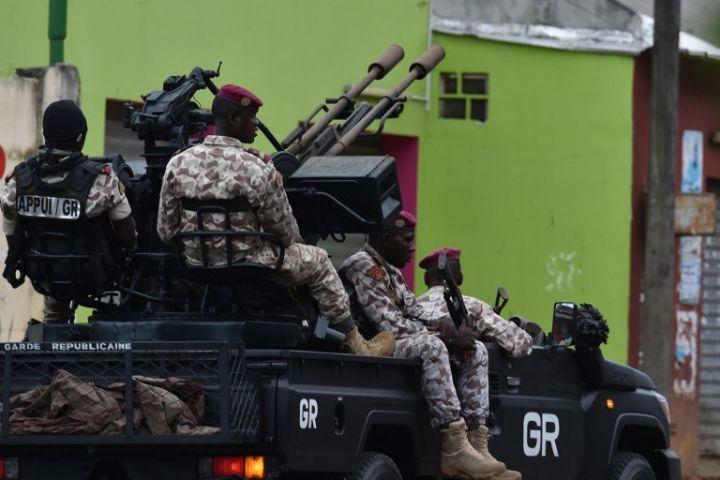 URGENT: Affrontements entre soldats Ivoiriens en ce moment à Bouaké