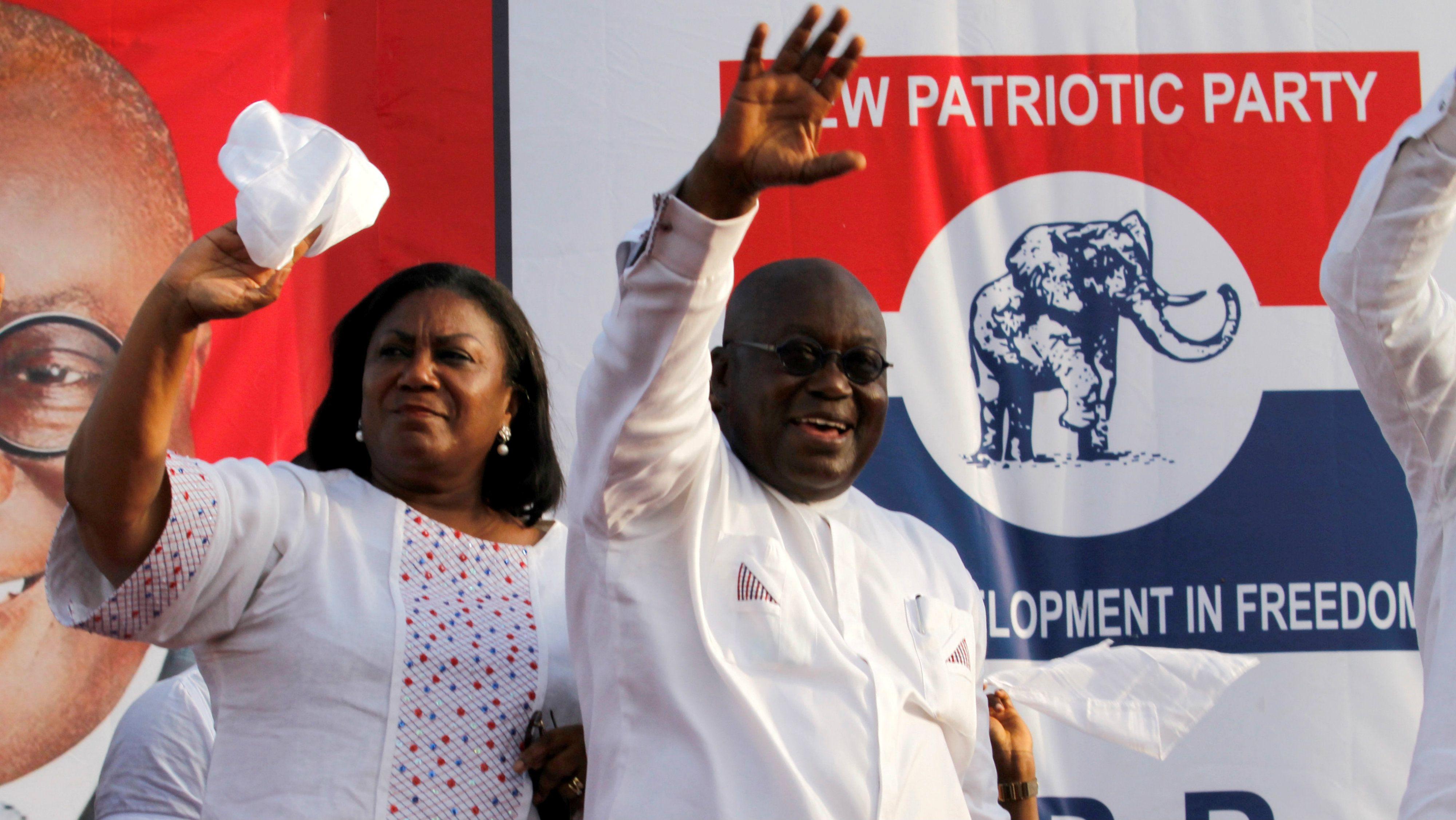 Le président Ghanéen, Nana Akufo-Addo est attendu ce lundi à Dakar