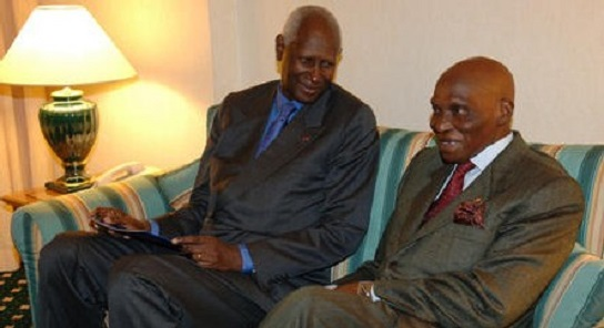 Les Présidents Diouf et Wade coûtent 1 milliard à l'Etat par année
