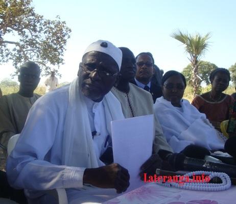 """Crise armée en Casamance: le patron du MFDC dénonce: """"la violation des textes signés"""""""