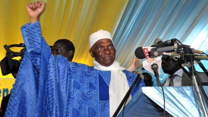 """URGENT: Me Wade choisi comme tête de liste nationale de la """"Coalition Gagnante Wattu Senegaal"""""""