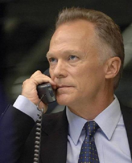 Bill Buchanan, directeur de la Cellule anti-terroriste
