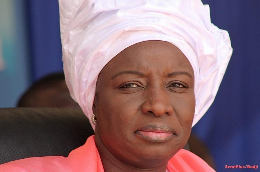 Mimi Touré s'en va: «Je ne battrai pas campagne pour Benno Bokk Yakkar »