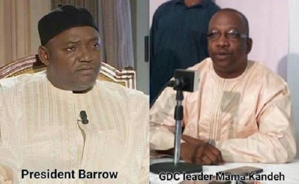 Mama Kandeh sur la situation en Gambie :« Adama Barrow est plus pire que Jammeh! »