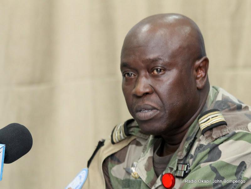 Kabila ne veut plus revoir le colonel sénégalais Félix Basse au Congolais
