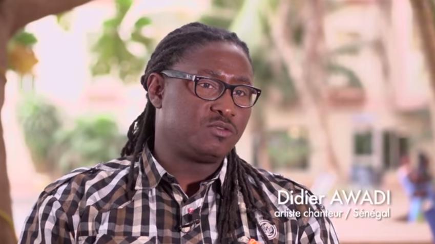 Didier Awadi dément: « je ne suis pa signataire d'une pétition pour Khalifa Sall... »