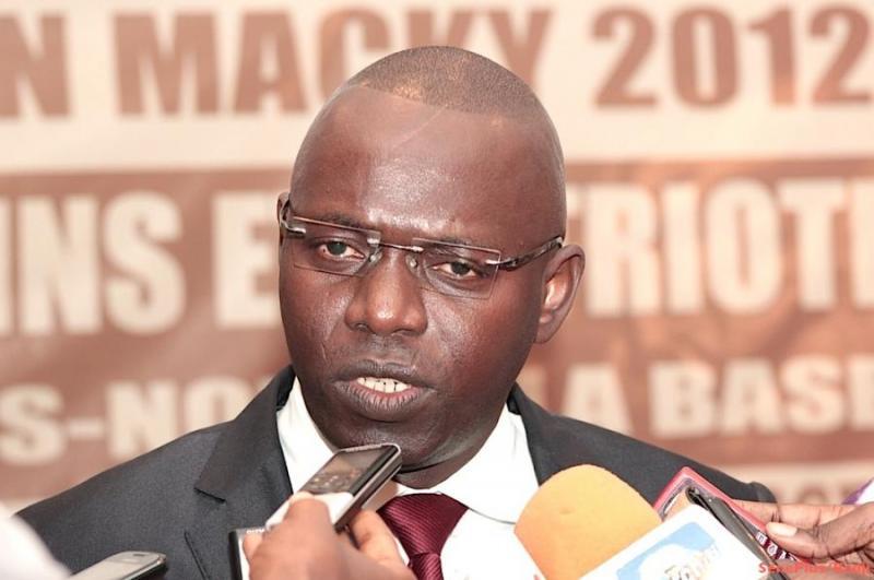 Présidence de la république: Ansoumana Danfa limogé par Macky