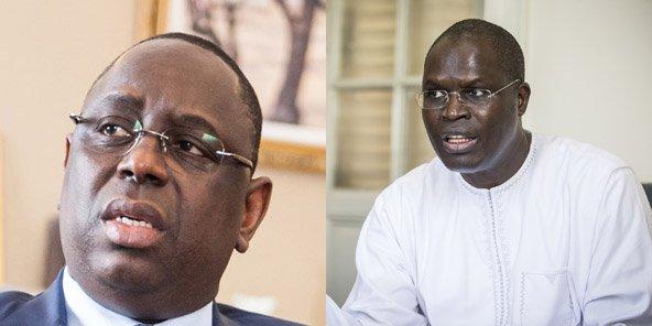 Macky Sall sur l'affaire Khalifa Sall: «Au Sénégal il y a la séparation des pouvoirs, donc je ne ferais aucun commentaire »