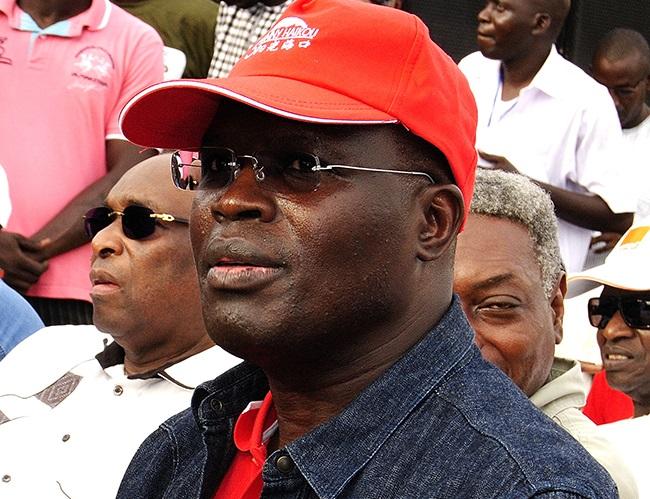 Dakar: 10 maires ont quitté Khalifa Sall