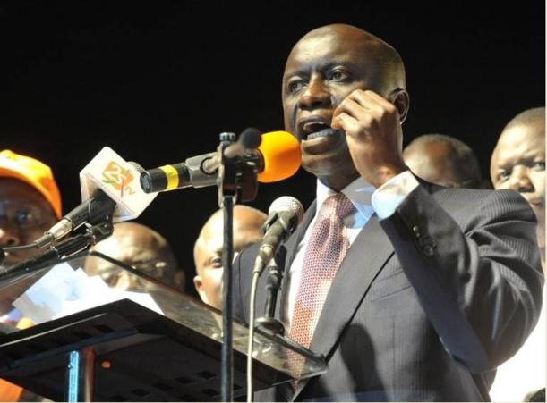 Idrissa Seck: « Ces élections législatives sont très importantes....  »