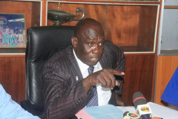 Baba Tandian au président Moussa Toure : « M. Le ministre et cher ami,  la 1ère Dame est bien dans son rôle