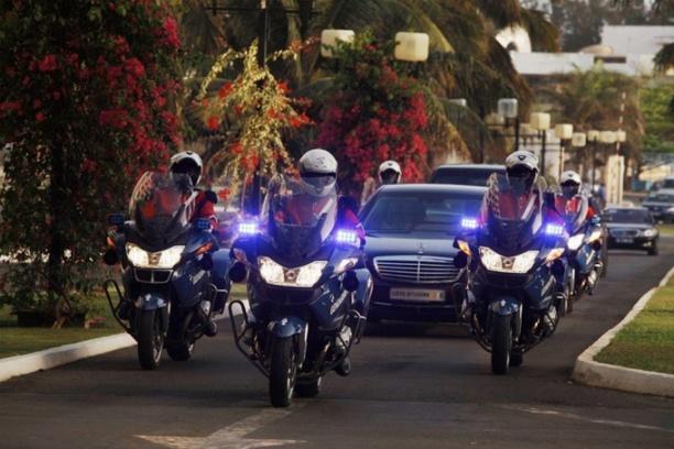 Le président Macky Sall quitte le pays  ce soir pour...