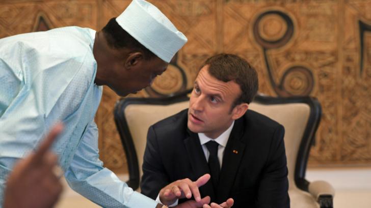 Le vrai problème de l'Afrique selon Emmanuel Macron: les Africaines qui ont «sept à huit enfants»