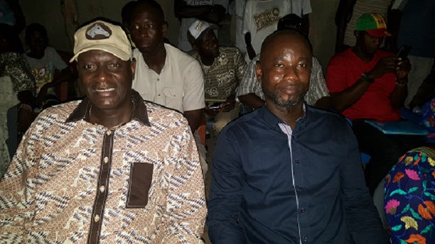 Ziguinchor: Fiacre Coly, Président du Conseil Départemental quitte Baldé