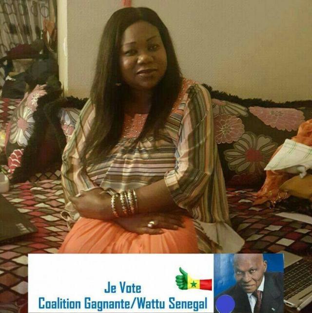 APR FRANCE: Aissatou Mbodji responsable Apériste quitte Macky pour Me Wade